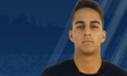 Tiago Silva é reforço dos Juniores A