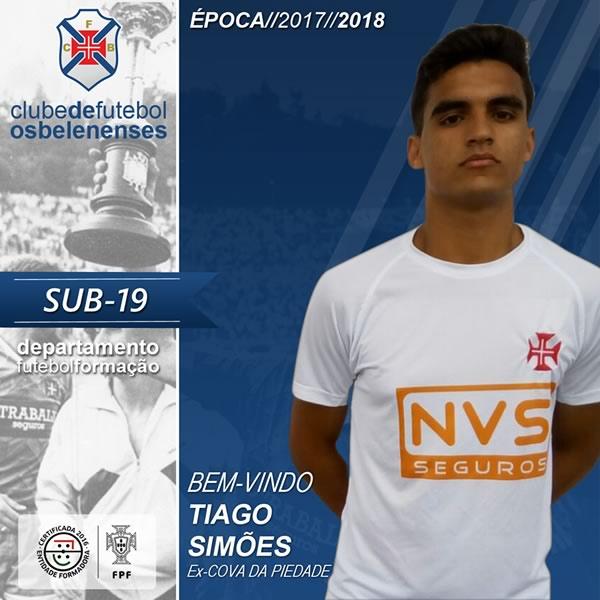 Sub19 | Tiago Simões