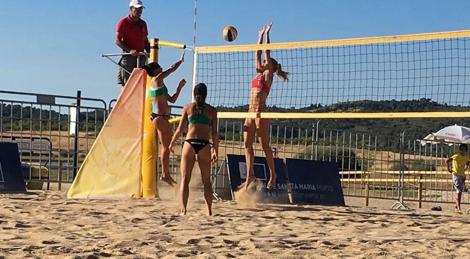 Termina o Voleibol de Praia e prepara-se a época 2017/18