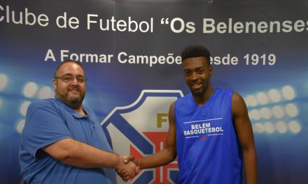 Carlos Salamanca reforça o Belenenses