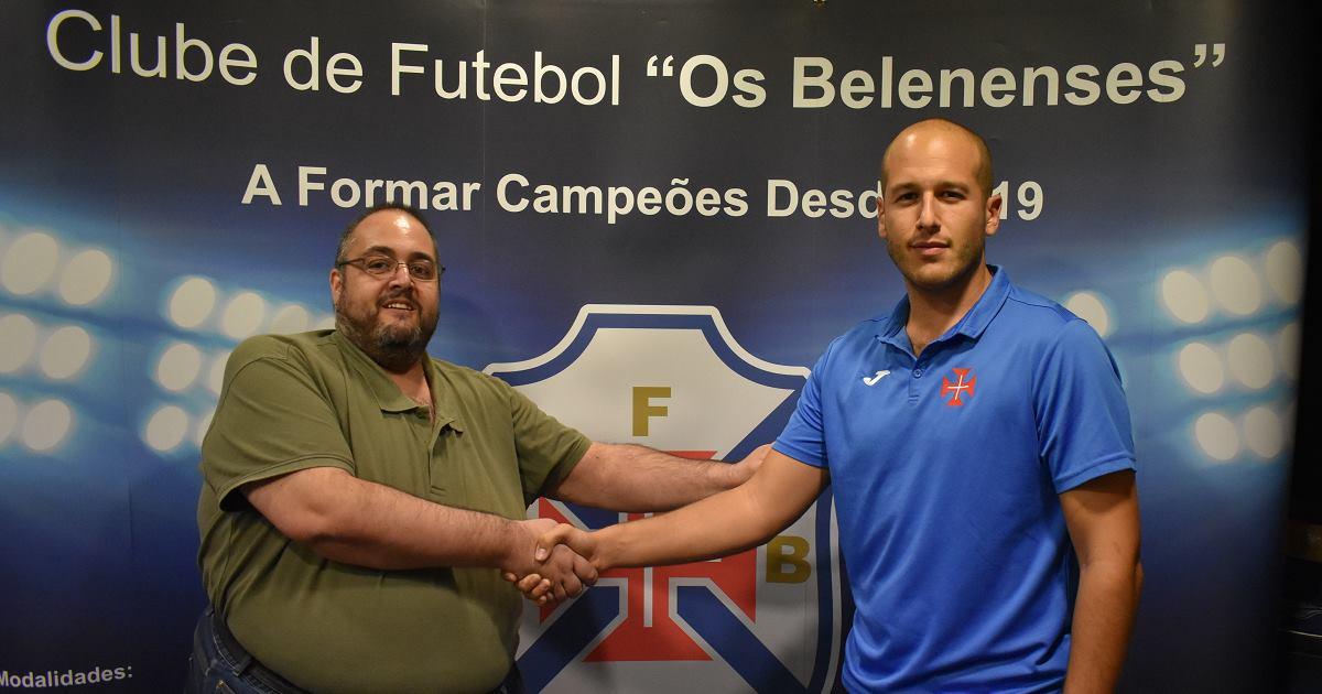 Filipe Machado confirma renovação