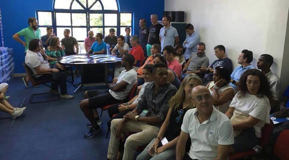 Belém Runners apresentam temporada 2017/18