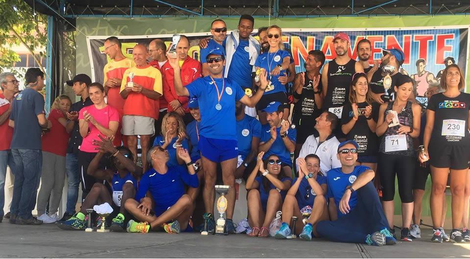 Belém Runners entram na época 17/18 a vencer