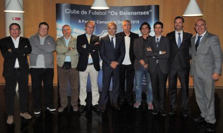 Apresentada a Comissão Executiva do Centenário do CFB