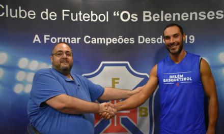 Hugo Aurélio permanece no Restelo