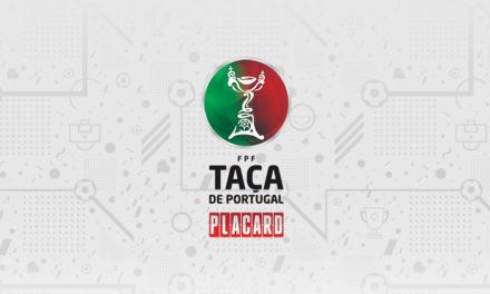 Sorteio da Taça de Portugal dita deslocação aos Açores
