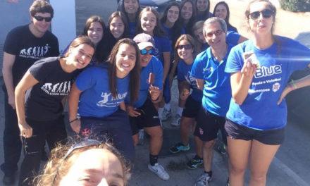 Voleibol azul triunfa em Espanha
