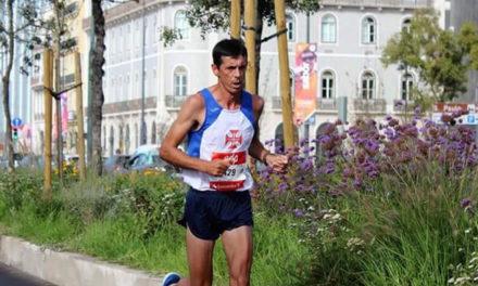 João Ginja é Campeão Nacional da Maratona M50