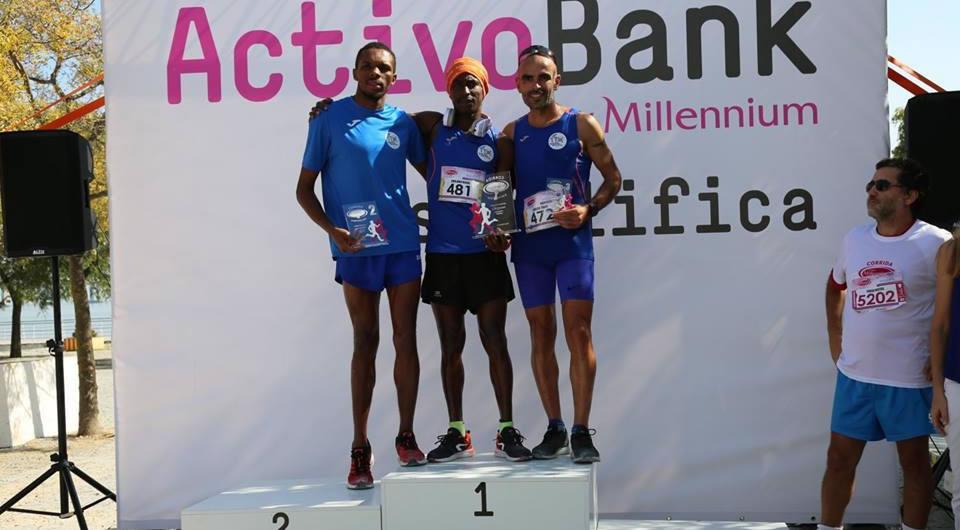 Belém Runners em grande na Corrida Millennium BCP