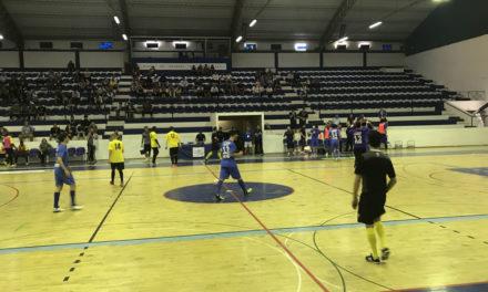 Azuis avançam para a terceira vitória consecutiva na Liga SportZone