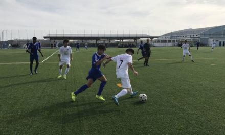 Sub-19 surpreendidos após duas vitórias