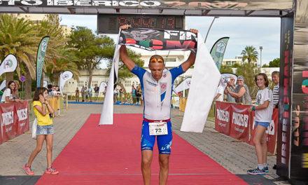 João Fragoso Campeão Ibérico de Triatlo Ironman