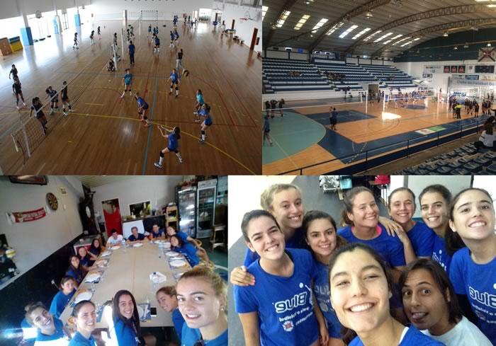 Voleibol | outubro 2017