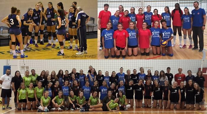 Voleibol | Outubro de 2017