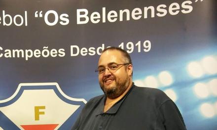 """Pedro Lourenço: """"O Belenenses voltou a ser um clube credível"""""""