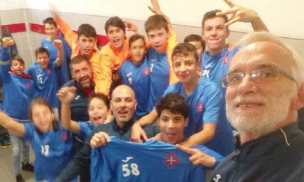 Infantis conquistam Torneio Carlos Fonseca