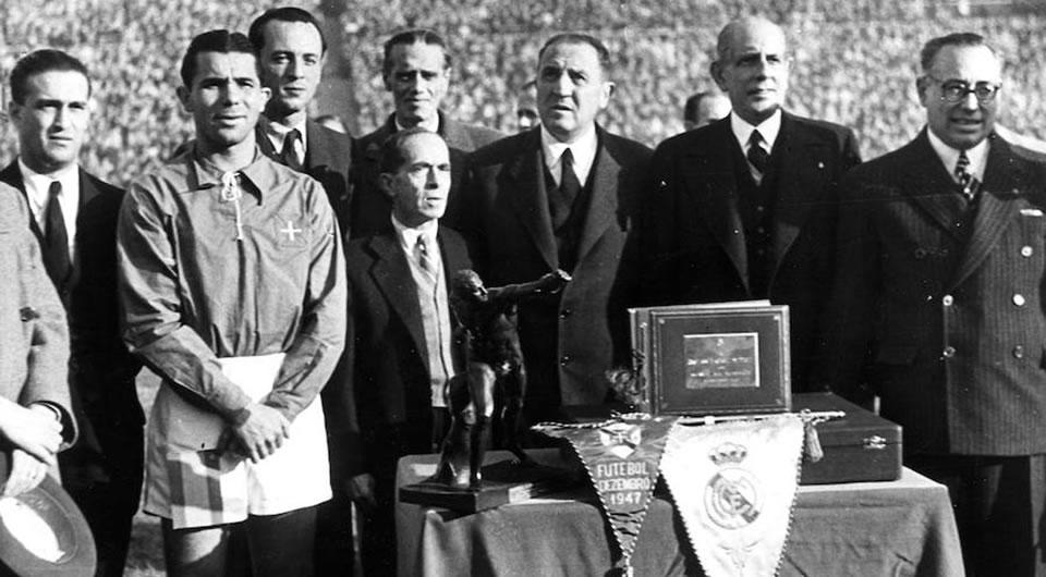 Há 70 anos, o Belenenses inaugurava o Estádio de Chamartín