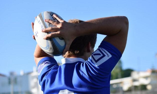 Atleta da formação do Rugby testa positivo para o novo Coronavírus