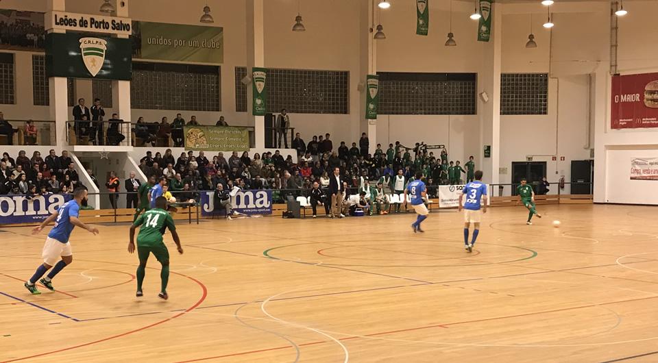 Vitória em Porto Salvo vale presença na Final-8 da Taça da Liga