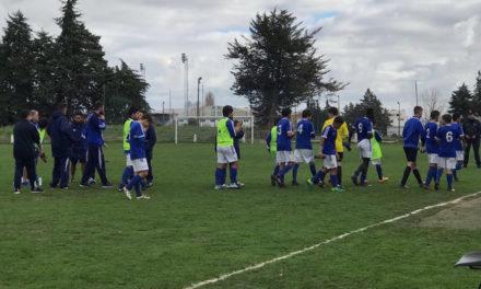 Sábado de vitórias no futebol de formação