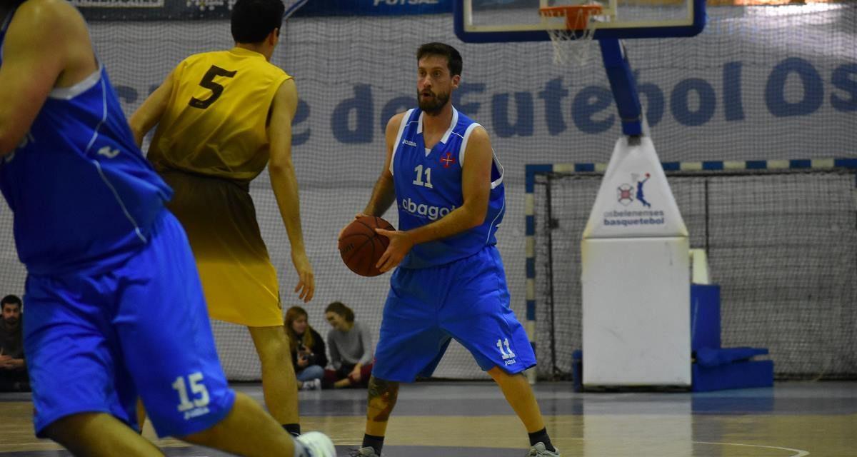 Belenenses infeliz na recepção ao Estoril Basket