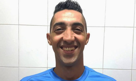 Ala brasileiro Esteves é reforço do futsal do Belenenses