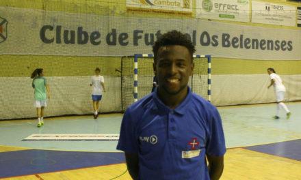 Milton Dias novamente chamado à Selecção Nacional Sub-18