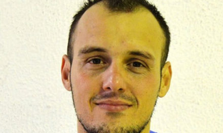 Internacional brasileiro Thiago Negri é reforço para o futsal