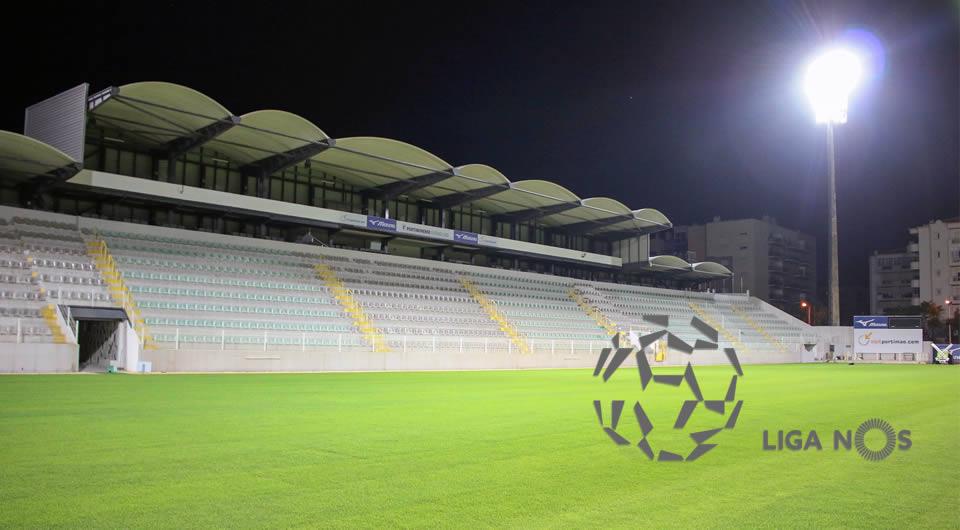 Visita a Portimão confirma ciclo sem vitórias