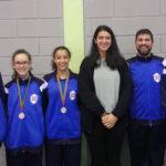 4 pódios no Campeonato Distrital de Lisboa de Taekwondo