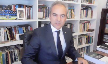 Mensagem de ano novo de Patrick Morais de Carvalho, presidente do CFB