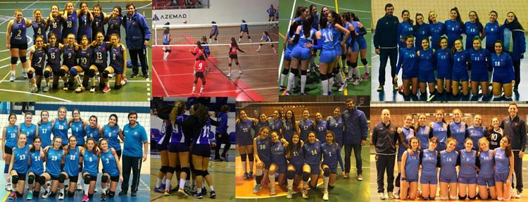 Voleibol | Juvenis - Janeiro 2018