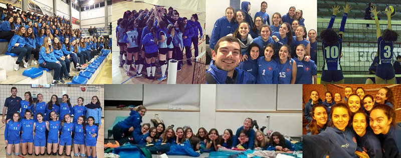 Voleibol | Viana Cup 2017