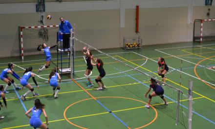 Muito Voleibol… com Empenho e Qualidade