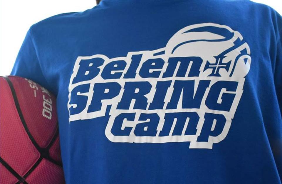 Páscoa à vista, chega o Belém Spring Camp