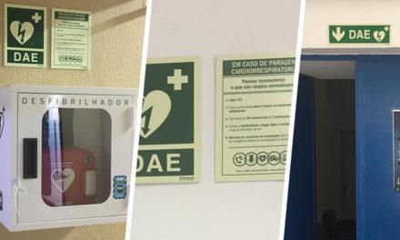 Novos desfibrilhadores disponíveis no Complexo do Restelo