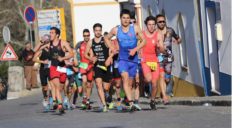 Hugo Pereira foi 2º no X Duatlo de Arronches