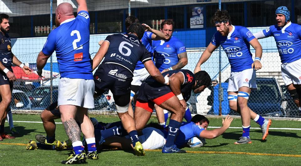 Restelo recebe no domingo as meias-finais do Nacional de Rugby