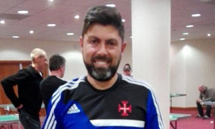 Sérgio Ramos vence Open Internacional na Escócia