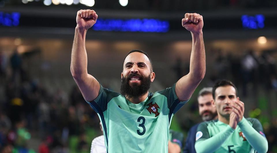 Portugal é Campeão da Europa de Futsal