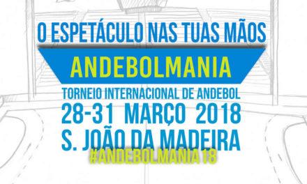 Formação do Andebol no AndebolMania 2018
