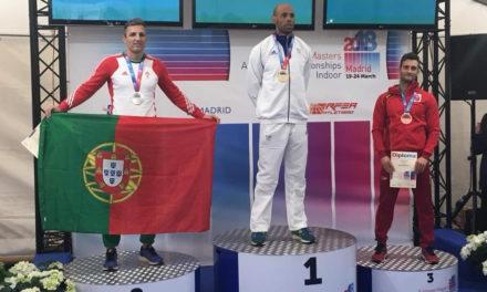 Marco Veloso é Vice-Campeão da Europa