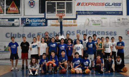 Belém Spring Camp com 33 atletas