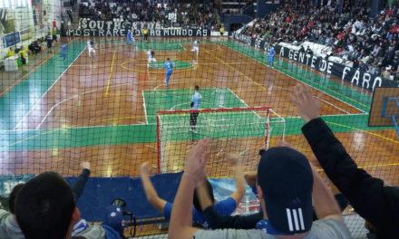 Azuis perdem em Faro e estão fora da Final-8 da Taça de Portugal
