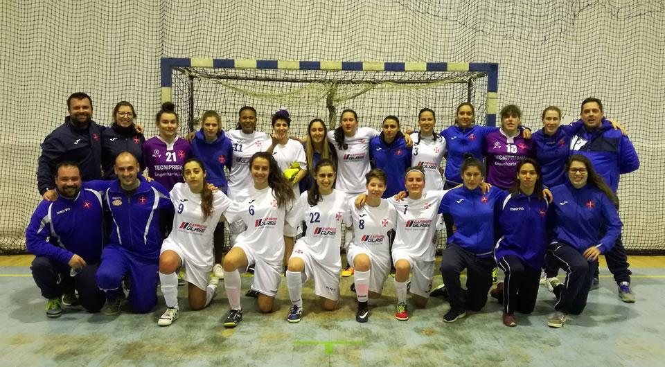 Assegurada a final do Campeonato e o acesso à Taça Nacional