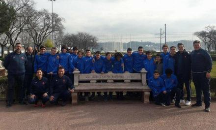 Iniciados de Futsal nas meias-finais do Torneio Extraordinário