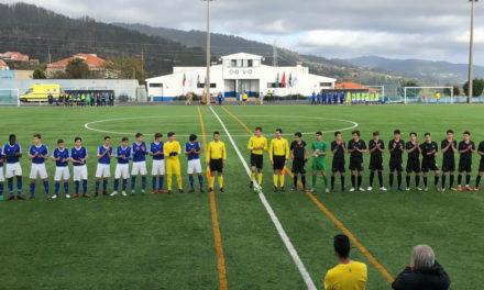 Sub-15 entram com o pé esquerdo no Playoff disputado na Madeira