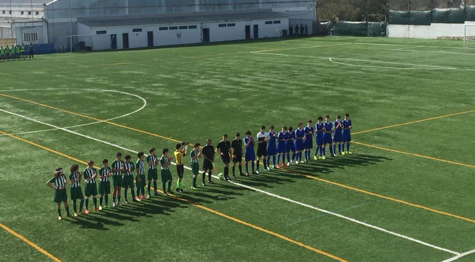 Iniciados vão disputar play-off na Madeira