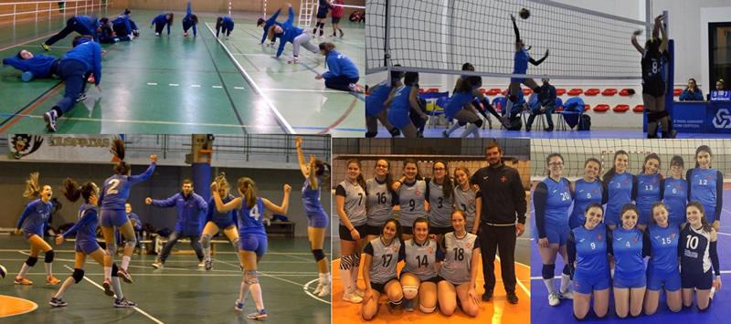 Voleibol | Março 2018