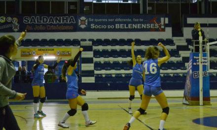 Onda de Voleibol invade o Pavilhão Acácio Rosa